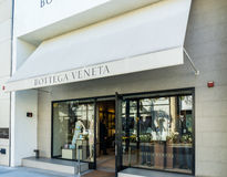 Bottega Veneta Retail Store Exterior Stock Photos