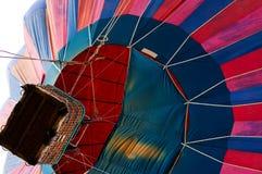 Hot luftar ballongen Royaltyfri Fotografi