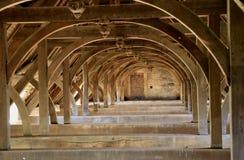 Bottes antiques de toit Photographie stock libre de droits