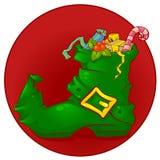 Bottes d'Elf Illustration Libre de Droits