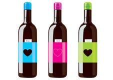 Bottiglia Fotografia Stock