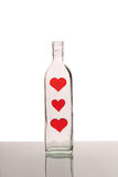 Bottiglia fotografie stock libere da diritti