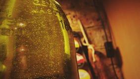 Bottiglia adorabile immagine stock libera da diritti