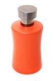 Bottiglia arancione Immagine Stock Libera da Diritti