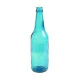 Bottiglia blu immagini stock libere da diritti