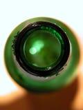 Bottiglia da birra Fotografie Stock Libere da Diritti