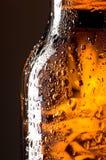 Bottiglia da birra immagini stock