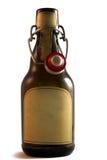 Bottiglia da birra tedesca dei pils Fotografia Stock Libera da Diritti