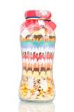 Bottiglia decorativa Immagine Stock