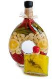Bottiglia decorativa Immagini Stock