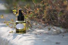 Bottiglia del contagoccia Fotografia Stock Libera da Diritti