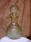 Bottiglia del decantatore Fotografia Stock Libera da Diritti