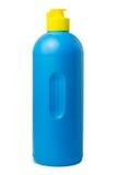 Bottiglia del detersivo Immagini Stock