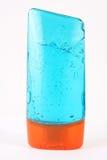 Bottiglia del gel di capelli Immagine Stock