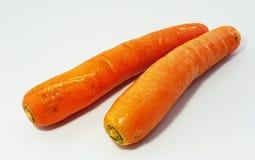 Bottiglia del pomodoro e della carota Immagine Stock