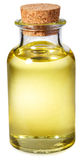 Bottiglia del seme di girasole fotografia stock