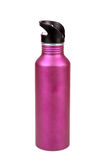 Bottiglia del sipper dell'acqua fotografia stock libera da diritti