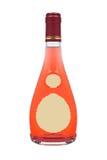 Bottiglia del vino rosso immagine stock