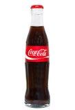 Bottiglia della cola Fotografia Stock Libera da Diritti