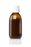 Bottiglia della medicina Immagini Stock