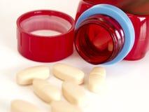 Bottiglia della medicina Fotografia Stock Libera da Diritti