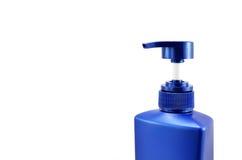 Bottiglia della pompa del sapone Immagini Stock Libere da Diritti
