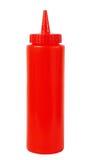 Bottiglia della salsa Immagine Stock