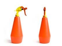 Bottiglia dello spruzzo Fotografia Stock