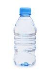 Bottiglia di acqua isolata Fotografia Stock Libera da Diritti