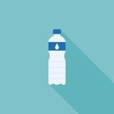 Bottiglia di acqua minerale Fotografie Stock Libere da Diritti