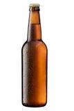 Bottiglia di Brown Fotografia Stock