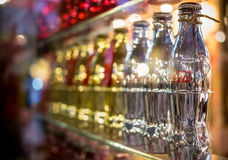 Bottiglia di coke fotografie stock libere da diritti