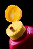Bottiglia di ketchup immagine stock libera da diritti