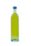 Bottiglia di olio d'oliva Immagine Stock Libera da Diritti
