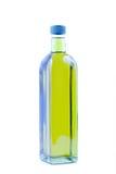 Bottiglia di olio d'oliva Fotografia Stock Libera da Diritti