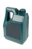 Bottiglia di olio del motore Immagini Stock Libere da Diritti