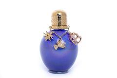 Bottiglia di parfume Immagine Stock