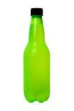 Bottiglia di plastica Fotografie Stock Libere da Diritti