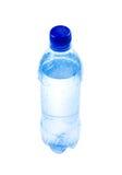 Bottiglia di plastica con acqua Fotografia Stock Libera da Diritti