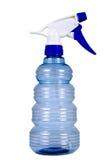 Bottiglia di plastica dello spruzzo Immagini Stock Libere da Diritti
