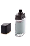 Bottiglia di profumo Fotografia Stock