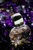 Bottiglia di profumo Fotografie Stock