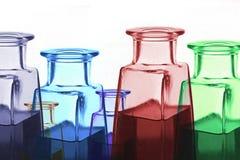 Bottiglia di profumo del farmacista Immagine Stock