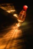 Bottiglia di profumo elegante Immagini Stock Libere da Diritti