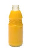 Bottiglia di spremuta Fotografia Stock Libera da Diritti