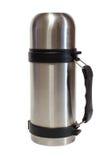Bottiglia di Thermos Fotografie Stock