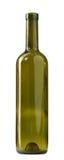 Bottiglia di vino fotografie stock