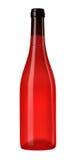 Bottiglia di vino. Fotografie Stock