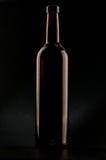 Bottiglia di vino Immagini Stock Libere da Diritti