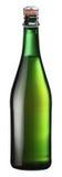 Bottiglia di vino spumante Fotografie Stock